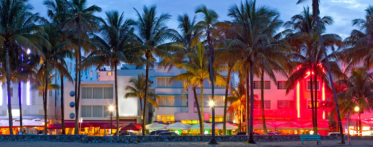 Strandurlaub Miami
