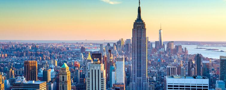 Fernreise New York